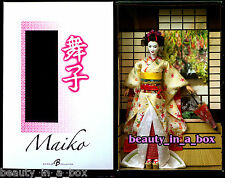 Maiko Barbie Doll Gold Label Barbie Collector Exclusive Geisha Japan Japanese