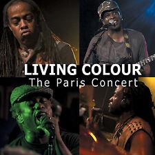 LIVING COLOUR New Sealed 2017 LIVE 2007 PARIS CONCERT 2 CD SET