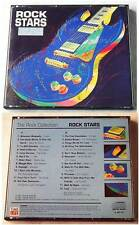 THE ROCK COLLECTION Rock Stars - Jimi Hendrix, Queen,... 1991 Time Life DO-CD
