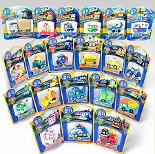4ea Pick X Robocar POLI DieCasting series only 4 ea /Korean animation Toy/Figure