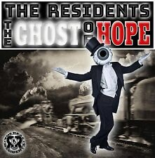 The Residents The Ghost Of Hope LP Vinyl Limited Ed 2017 Release NEW SEALED