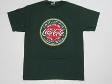 """Coca-Cola """"Thirst Quenching"""" Tee Shirt - 2X-Large   FREE SHIPPING"""