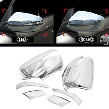 Chrome Side Mirror Cover Garnish Molding C483 For KIA 2013-2017 Rondo Carens
