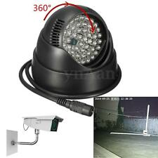 48 LED Illuminator Light Lamp CCTV IR Infrared Security Camera Night Vision UK
