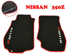 Nismo Carmats for Nissan 350Z 2002-2008 Fully Tailored Custom Fit Floor Mats