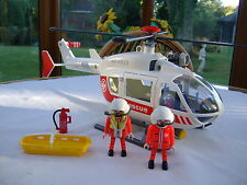 Playmobil Air Rescue Helicopter (4222)
