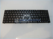 Asus N71J - Clavier AZERTY neuf V090562AS1 Version touches large / Keyboard