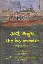 Dime Novel Cover: Jack Wright, the Boy Inventor by Joseph Lovece (2015,...
