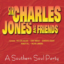 SIR CHARLES JONES - A Southern Soul Party [PA] Gospel CD