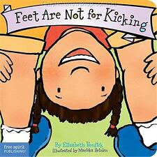 Feet Are Not For Kicking Social Stories Skills Book Autism Special Need Child