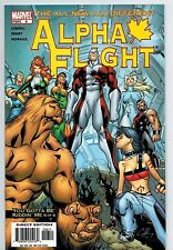 Alpha Flight #6 2004 (C5631) All New All Different Team You