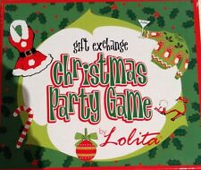 CR Gibson Lolita Christmas Gift Exchange Party Game