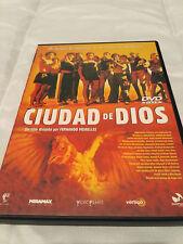 Ciudad de Dios Pelicula Dvd