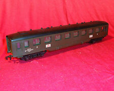 WAGON VOITURE VOYAGEURS SNCF 2NDE  HORNBY MECCANO TRAIN HO