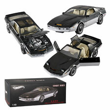 PONTIAC Trans Am K.I.T.T. The Knight Rider K.A.R.R. KARR. Film TV HW Mattel 1:18