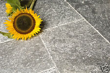 BLACK inciampato 100x100x10mm Pavimento Marmo e piastrelle £ 34,99 per METRI QUADRATI