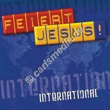 CD: FEIERT JESUS! International Vol. 2 - Lobpreis *NEU*
