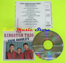 CD THE KINGSTON TRIO Tom dooley germany BABYLON CD 80082(Xs5) lp mc dvd vhs