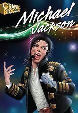 Michael Jackson Graphic Biography (Saddleback Graphic Biographies)