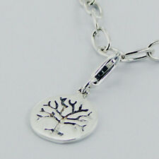 USA Seller Tree of Life Charm Pendant Sterling Silver 925 Best Deal Jewelry Gift