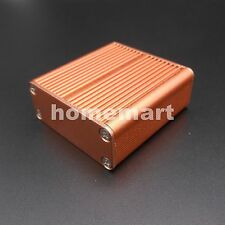 Aluminum Project Enclosure Electronic Instrument Case For Amplifier 45*45*18MM