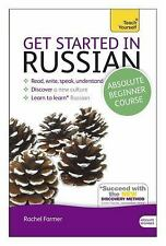 Get Started in Russian with Audio CD: A Teach Yourself Program (Teach Yourself L