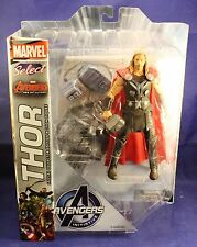 Diamond Toys Marvel Select Action Figure Avengers Age of Ultron Thor