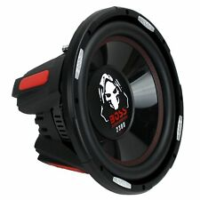 Boss Phantom 12 Inch 2300 Watt Max Power Car Audio Subwoofer with DVC Power