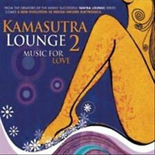 FREE US SH (int'l sh=$0-$3) NEW CD Ricky Kej: Kamasutra Lounge 2