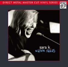 "* STOCKFISCH - SFR357.8025 - ""SARA K."" - ""WATER FALLS"" - 180 GRAMS - 2LP *"