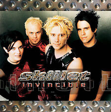Invincible by Skillet (CD, 2005, Ardent/INO/Columbia)
