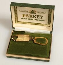 PARKEY THE CAR DRIVERS KEY HOLDER KEYCHAIN, NEW IN BOX