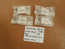 2005-2006 KAWASAKI ZX6RR INTAKE VALVES X 4 - NEW - PART NO. 12004-0016