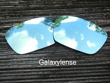 Galaxy Replacement Lenses For Oakley Fuel Cell Arctic Blue Polarized 100% UVAB
