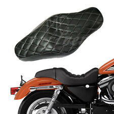 One Piece Driver+Rear Passenger Seat Two up for Harley Davidson XL883N XL1200