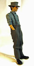 WORKER NUMBER 2 G F 1:20.3 Model Railroad Painted Figure FGGRL01B