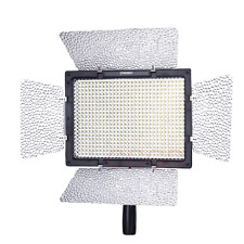 Yongnuo YN-600 5500K Pro LED Video Light Camcorder for Canon Nikon pentax camera
