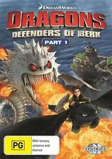 Dragons - Defenders Of Berk : Part 1 (Dvd) Adventure, Comedy, Animation, Family