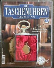 **Ausgabe 68**Hachette Taschenuhr**Die Nachdenkliche**ungebraucht