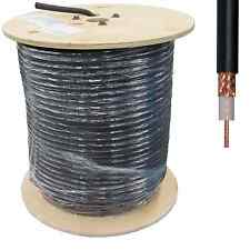 50m Drum RG213 MIL-SPEC Low Loss 50 Ohm COAX Feeder Cable