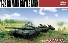 ModelCollect UA72015 1/72 T-72BA Main Battle Tank