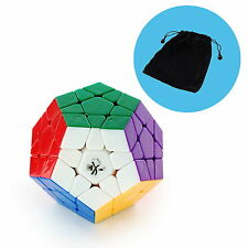 US Dayan Megaminx I In Traditional Shape Magic Pazzle cube & Bag Toy Gift