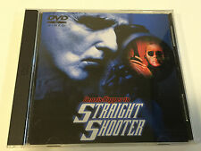 Straight Shooter (DVD) Dennis Hopper  Heino Ferch  (Japan Version) Rare