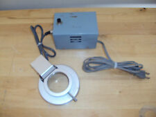 Unitron Ring Lamp  w/power supply for microscope
