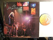 "JOHNNY WINTER AND ""LIVE"" LP"