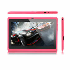 "new 8GB iRulu 7"" Android 4.4 A33 Tablet PC Quad Core Dual Camera WIFI Capacitive"