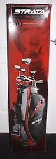 Strata 2015 13pc Mens Complete Set w/ Bag RH Right Hand New In Box By Callaway