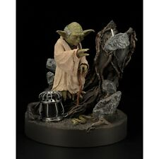 Star Wars Yoda Empire Strikes Back Ver Artfx Statue KOTOBUKIYA