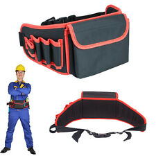 Top Electricians Tool Pouch Work/Tool Belt For Screwdrivers, Pliers Waterproof