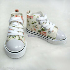 Elf Rainy Ryung Soah Super Dollfie SD13 Boy 1/3 Shoes Flower Sneaker YELLOW